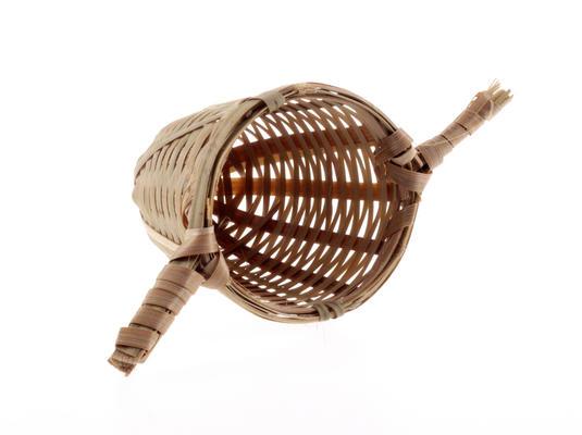 Bambusové sítko s dvěma úchyty