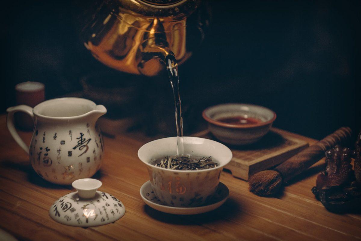 Vliv čaje na lidské zdraví