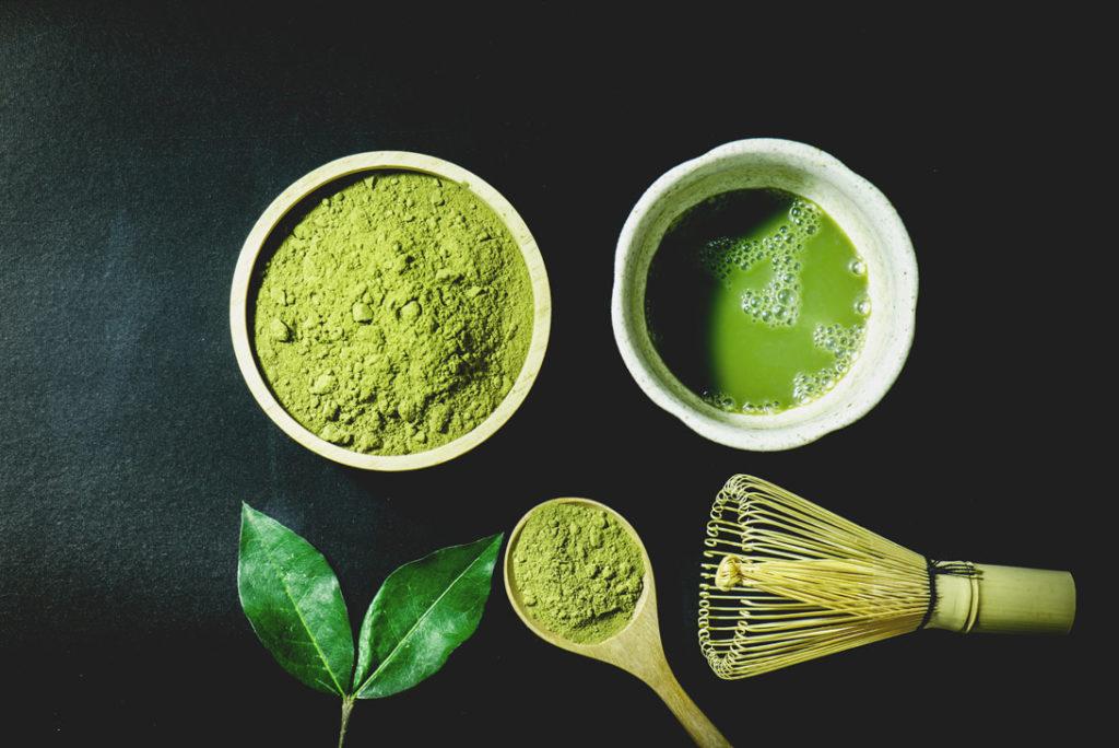 Jak si připravit zelený čaj Matcha?