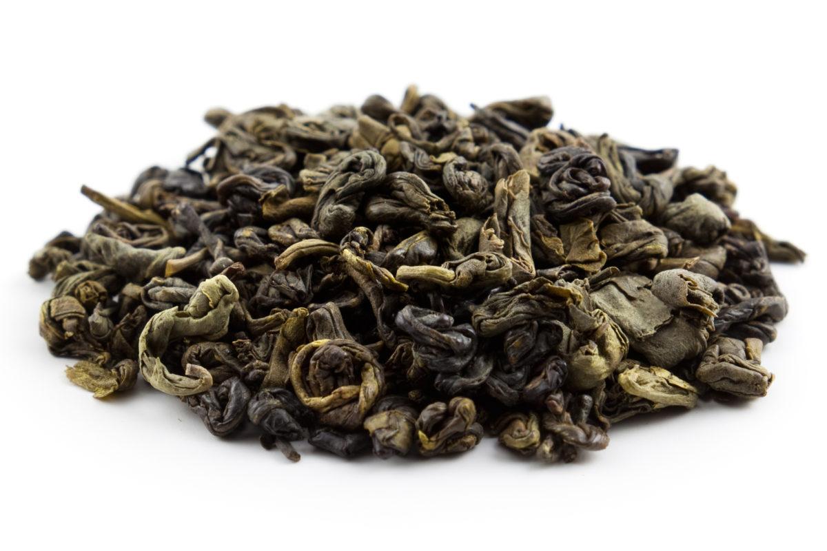 Zelený čaj gunpowder a jeho příprava