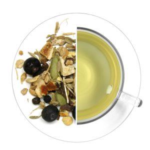 Ájurvédský čaj Aktivní žena 1 kg